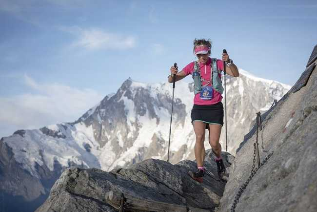 La vincitrice Severine Pont Combe Suisse