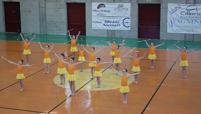 TWSC GruppoCoreograficoCadettiC Oro