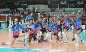 Volley Igor champions