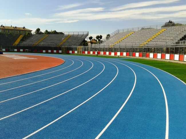 atletica pista