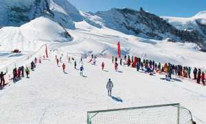 calcio montagna neve