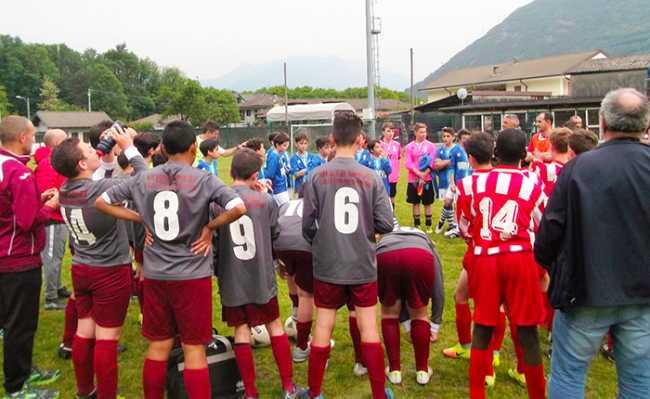 calcio torneo esordienti ornavasso