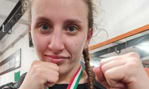 giulia rinaldi boxe