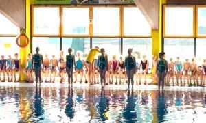 nuoto sincronizzato piscine domo