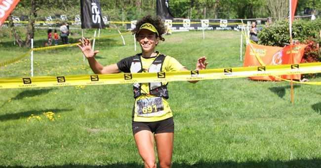 orna trail 18 La vincitrice del percorso corto 2018 Daniela Rota foto V Besutti