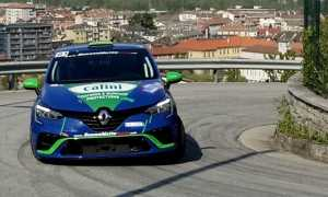 rally renault clio