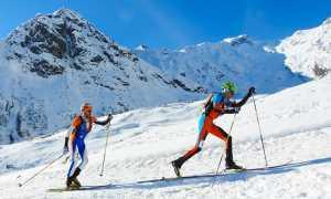 rosa ski raid passaggio belvedere