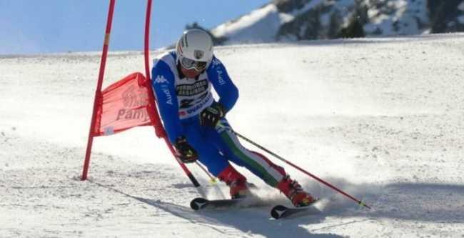 sci alpino master