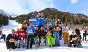 sci walser campionato 17 formazza premiazione