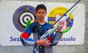 tiro segno fucile Francesco Betteo