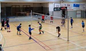 volley Allenamento Under 15