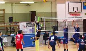 volley palla alta muro bistrot