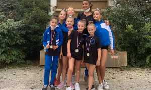 Cusio ginnastica Francia