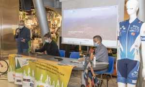Un momento della Presentazione 2 Foto Giancarlo Parazzoli