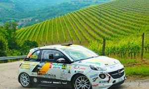 b rally alba ronchi